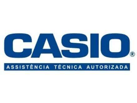 Assistência Técnica e Lojas Autorizadas Casio